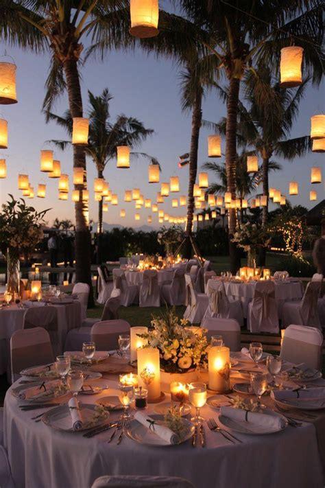 Adorning Weddings With Beautiful Lanterns
