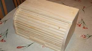 Bread Box Woodworking Plans With Model Picture In Canada