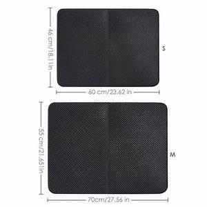 tapis de litiere haute qualite pour chat en 2 tailles With tapis de qualité