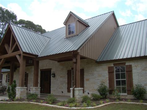 designs  roof images  stone house metal