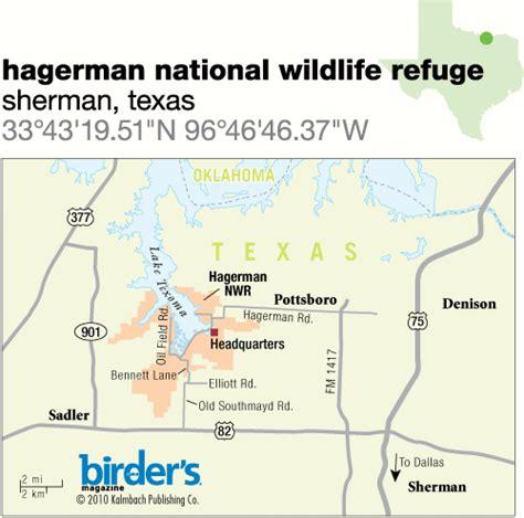 hagerman national wildlife refuge sherman texas