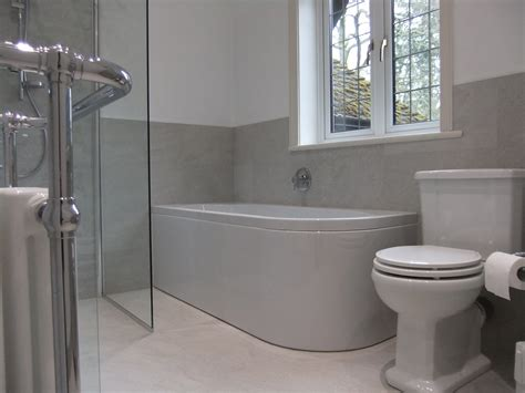 Traditional Bathroom At Curtis Brothers Bathrooms