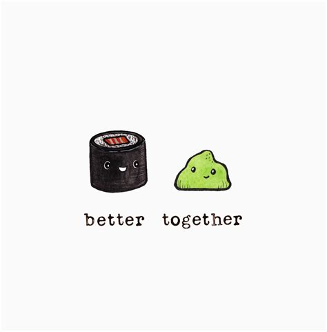 Better Together   Laura Uy Illustrations