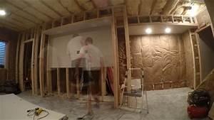 6  Finishing Basement - Drywall Installation