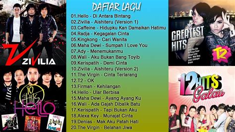 not lagu aishiteru 20 lagu indonesia 2017 paling hits terbaru terpopuler