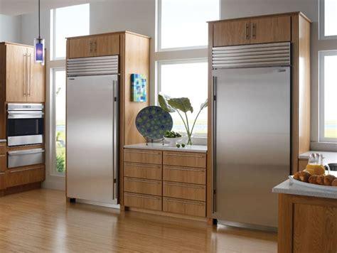 bir   built   refrigerator