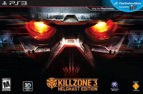Killzone 3 Helghast Edition Playstation 3 Game