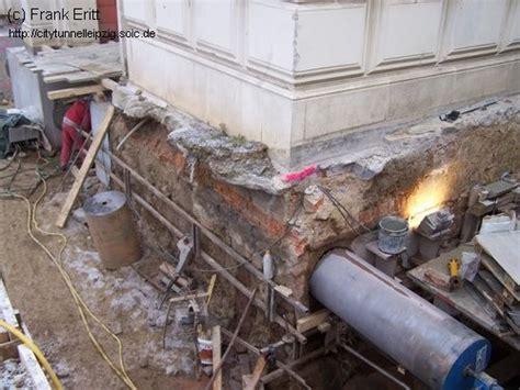 Zementmörtel Als Fundament by Verschiebung Portikus Am Bayerischen Bahnhof 2006 Teil 1