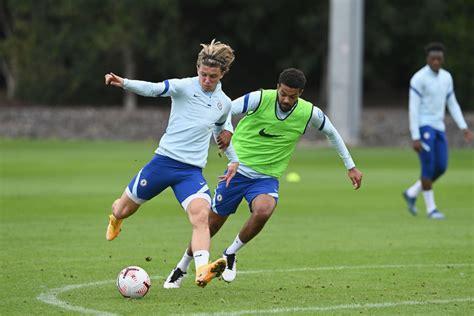 Report: Chelsea midfielder Conor Gallagher set for ...