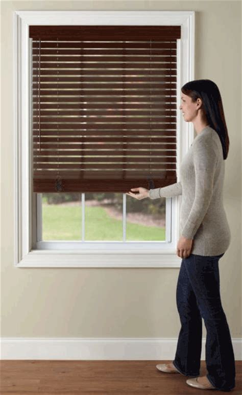 levolor faux wood blinds levolor faux wood blinds visions 2 inch blinds