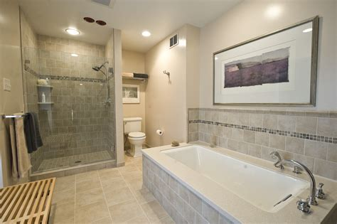 kohler tea for two Bathroom Contemporary with accent tile