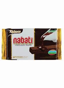 Nabati Richoco Wafer Coklat Pck 75g