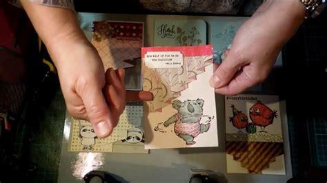 pleated skirt fold cards drapery fold cards folded