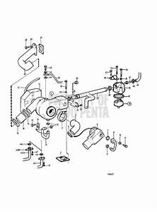 Volvo Penta Exploded View    Schematic Cooling System