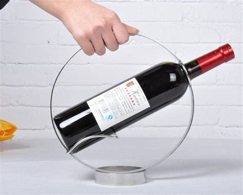 34 Best Unique Wine Bottle Holders Images On Pinterest