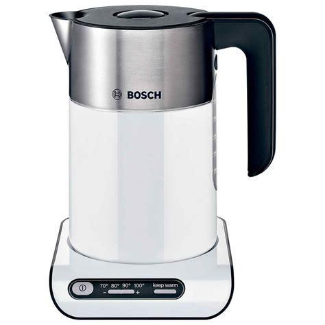 Bosch Styline Kettle TWK8631GB Buy Now On Offer   Around
