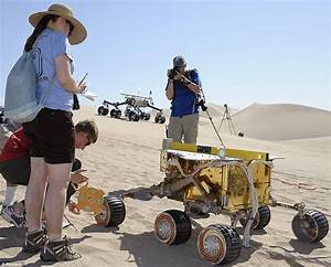 Mission to Mars: Nasa tests 'Curiosity' the next ...