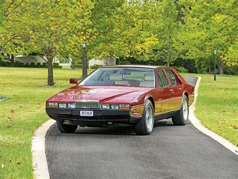 Aston Martin Lagonda Review