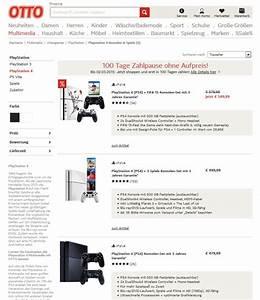 Ps3 Auf Rechnung : 100 sicher bestellen playstation 4 auf rechnung kaufen ~ Themetempest.com Abrechnung