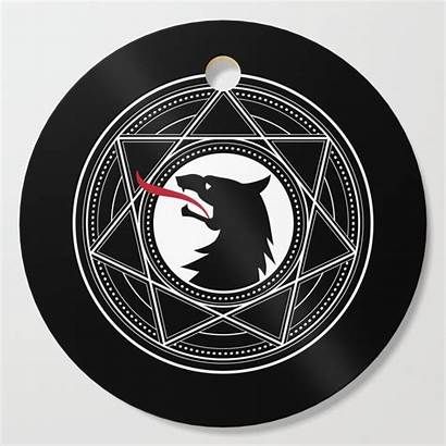 Sigil Board Beast Society6 Cutting