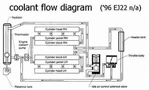 Coolant Flow Diagram