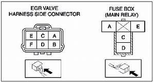 Egr Valvecar Wiring Diagram : mazda 6 service manual egr valve inspection emission ~ A.2002-acura-tl-radio.info Haus und Dekorationen