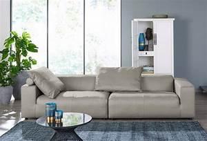 Sofa 4 Sitzer : h lsta sofa big sofa 4 sitzer mit niedrigem r cken online kaufen otto ~ Eleganceandgraceweddings.com Haus und Dekorationen