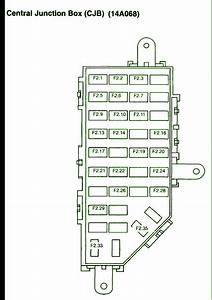 03 Ford Ranger 4wd Central Junction Fuse Box Diagram
