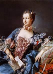 portrait of marquise de pompadour portrait of madame de pompadour 1756 detail fran 231 ois boucher 1703 1770 on