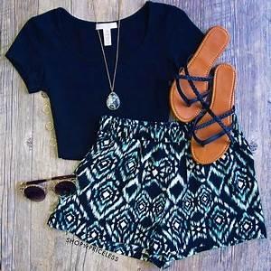 Cute teen summer outfits