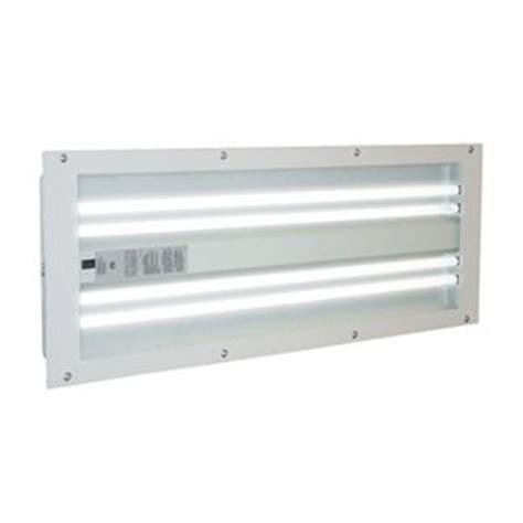spray booth light fixture 4 fluorescent
