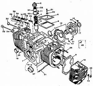 Looking For Onan Model N52m 3580b Lawn  U0026 Garden Engine Repair  U0026 Replacement Parts