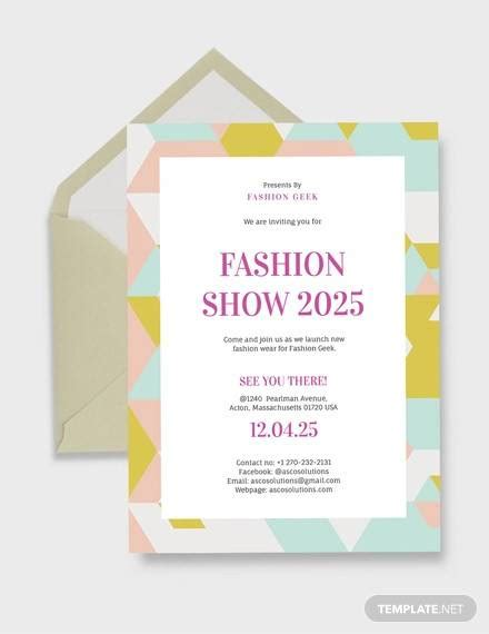 FREE 20+ Sample Event Invitation Templates inMS