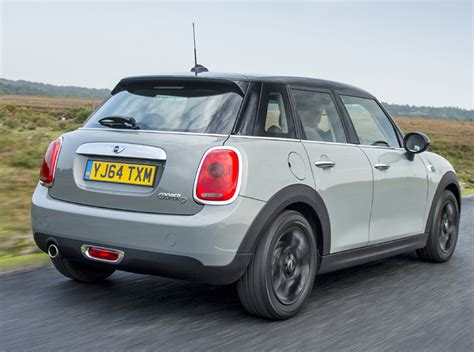mini cooper  auto  door road test report review