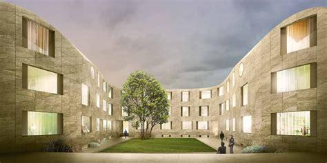 david kohn architects  college oxford