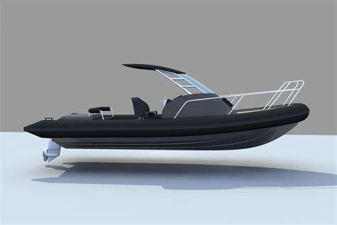 Rib Boat Cabin by 7 5m Cabin Rib Boat Design Net Gallery
