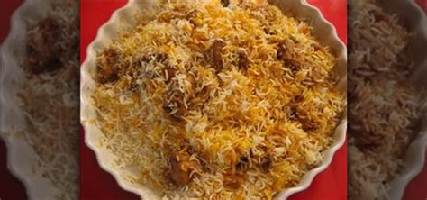 how to make food how to make indian food chicken biryani 171 poultry wonderhowto