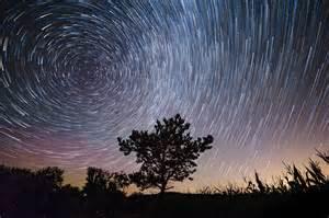Time-Lapse Night Sky