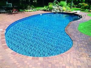 Kidney-Shaped Pool
