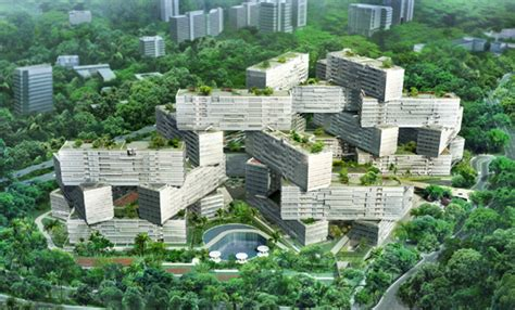 The Interlace Residential Complex, Singapore