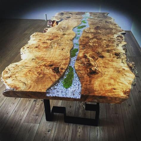 epoxy table ahsap isciligi ahsap projeleri ahsap
