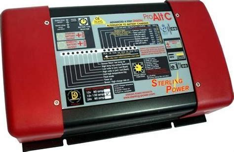 Sterling Battery To Battery Chargers Buying Guide