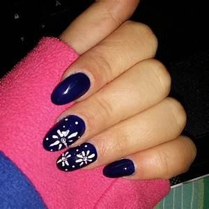 25 blue nail designs ideas design trends