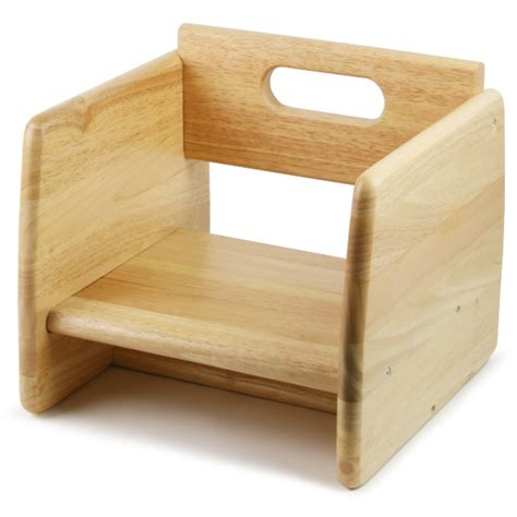 wooden booster seat drinkstuff