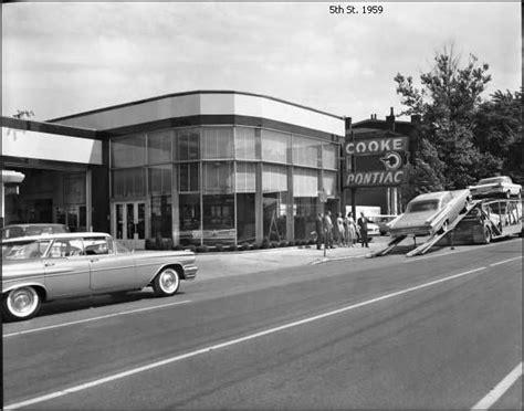 Cooke Pontiac 809 S. 5th Strteet, Louisville, Ky Later