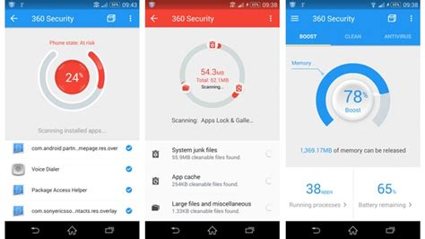 360 security android 10 apps to enhance optimize your android smartphone