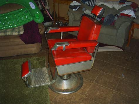 kochs barber chair models 1962 kochs barber chair collectors weekly