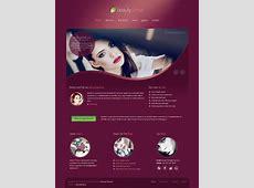 Beauty Center HTMLCSS Template by SmartTemplates