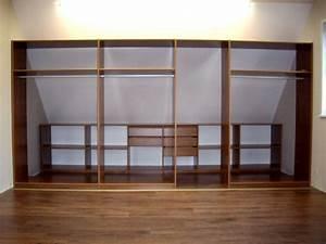 Dressing Sur Mesure Sous Pente : meuble sous pente ~ Melissatoandfro.com Idées de Décoration