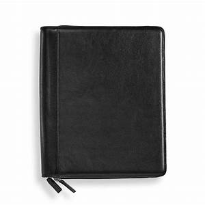 executive zip folio letter levenger With letter folio